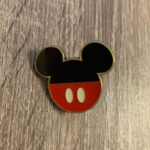 Mickey Mouse Enamel Pin